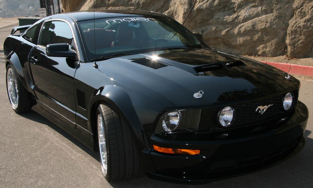 05 Mustang Kit Maier Racing