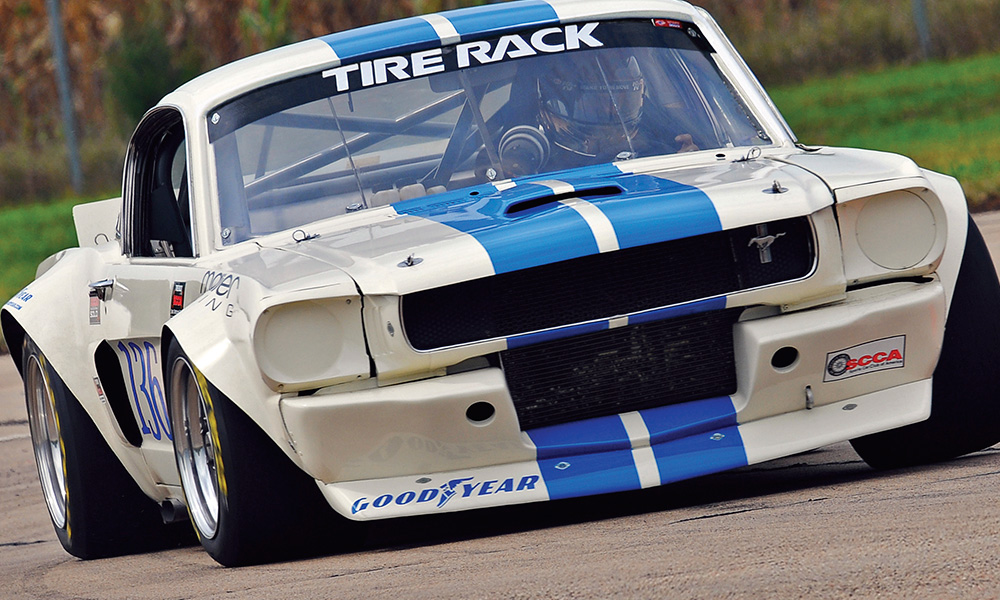 65-66 GT350 Full Race Kit - Maier Racing