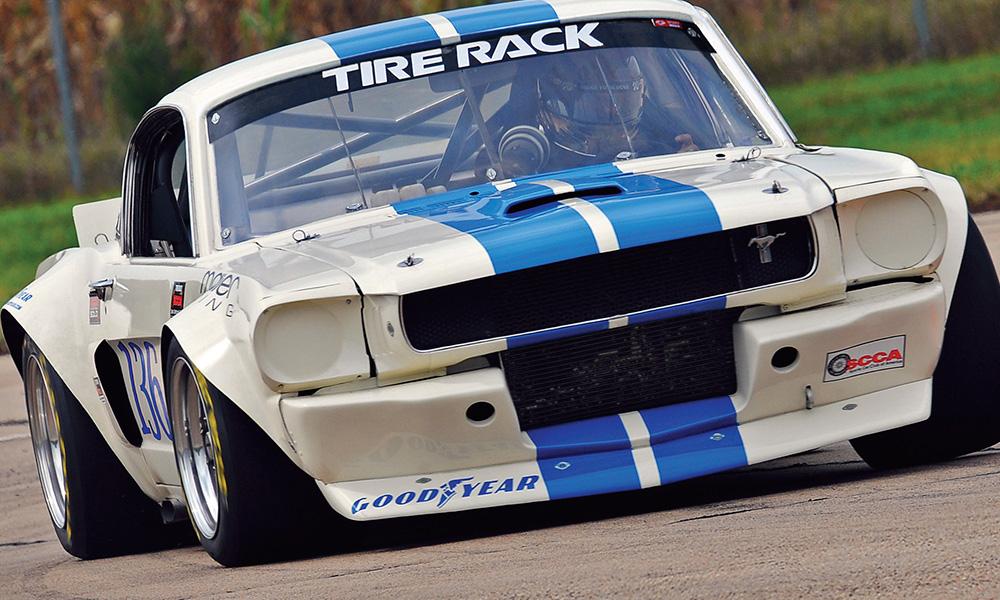 65 66 Gt350 Full Race Kit Maier Racing