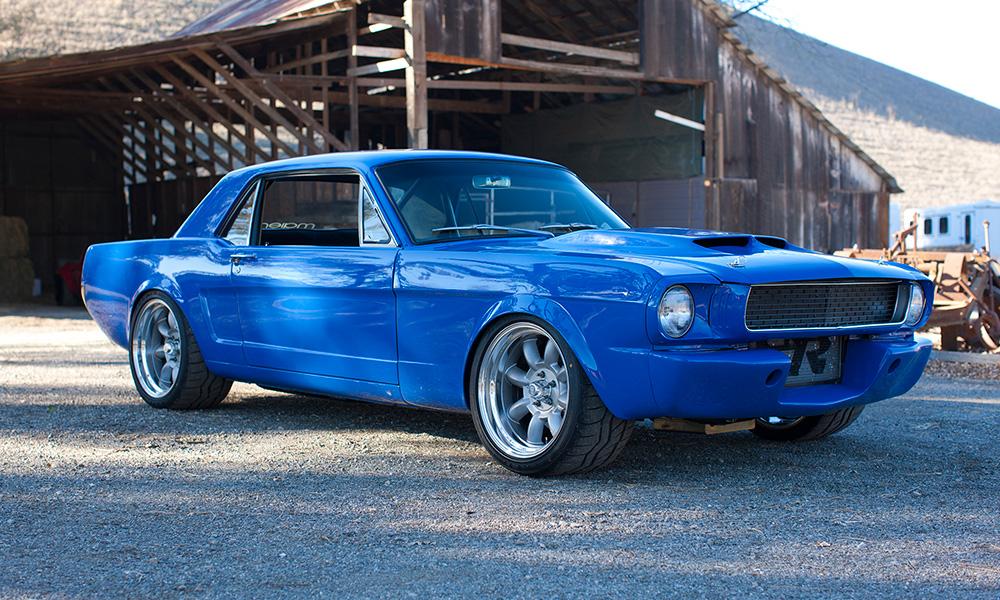 65 66 Ol Blue Kit Maier Racing