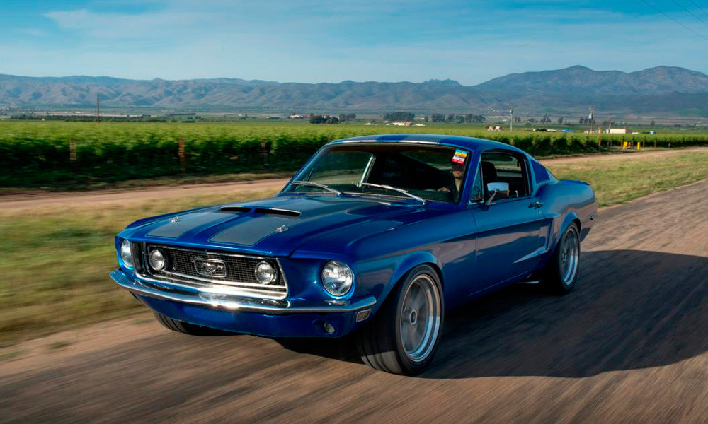 67 Mustang Shelby Style Kit Maier Racing
