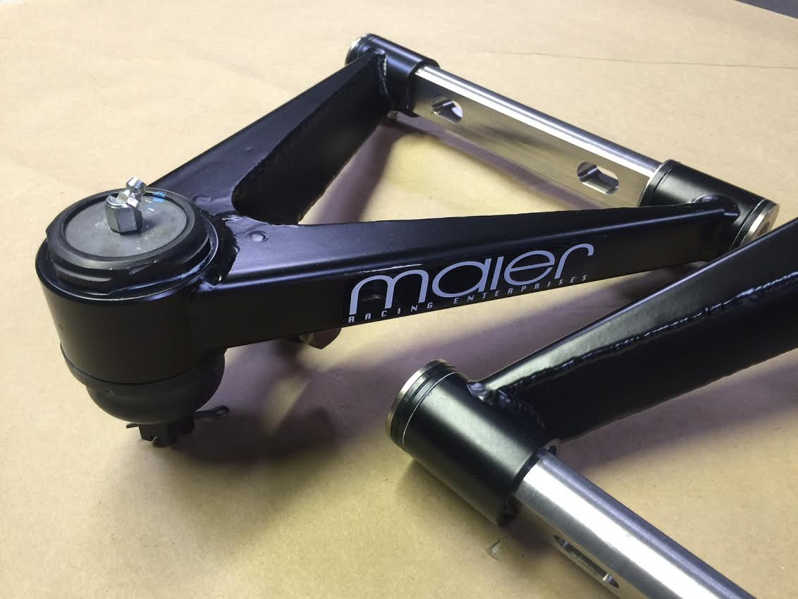 Front Suspension W Coil Over Kit Maier Racing