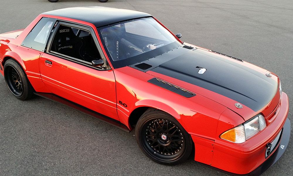 79-93 Fox Body Kit