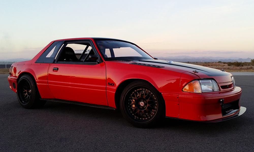 79 93 Fox Body Kit Maier Racing