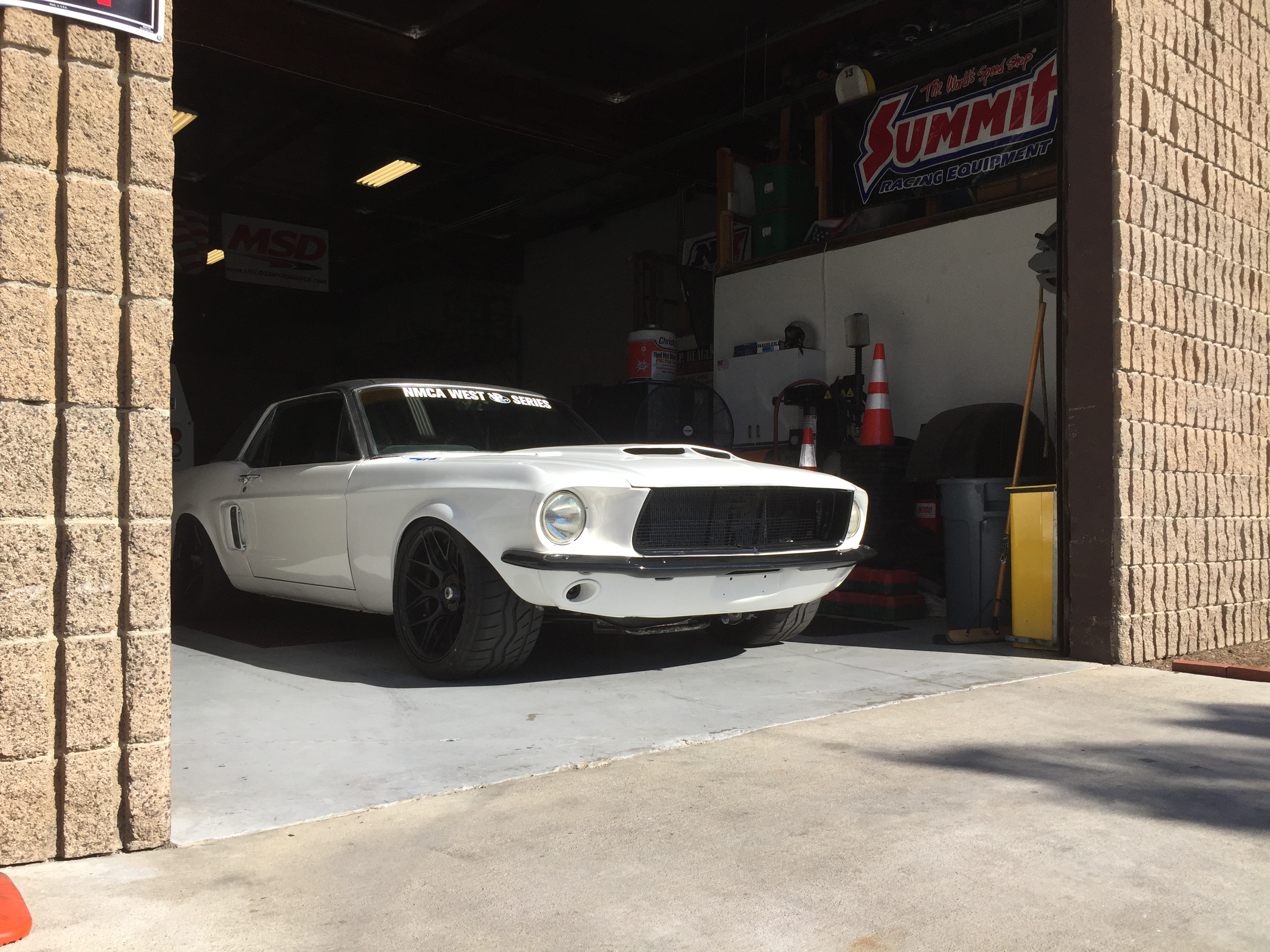 1966 Mustang Parts >> 67-68 Front Fenders - Maier Racing