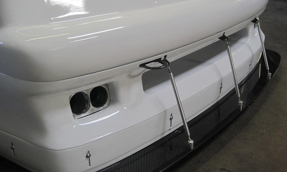 79-93 Fox Body Splitter