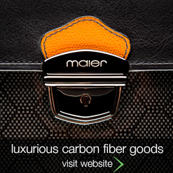 Charles Maier - Luxurious Carbon Fiber Goods