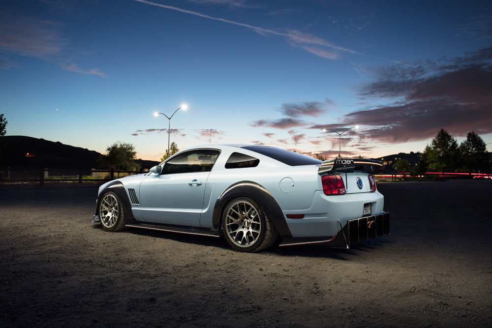 Mustang Performance Parts >> Home - Maier Racing