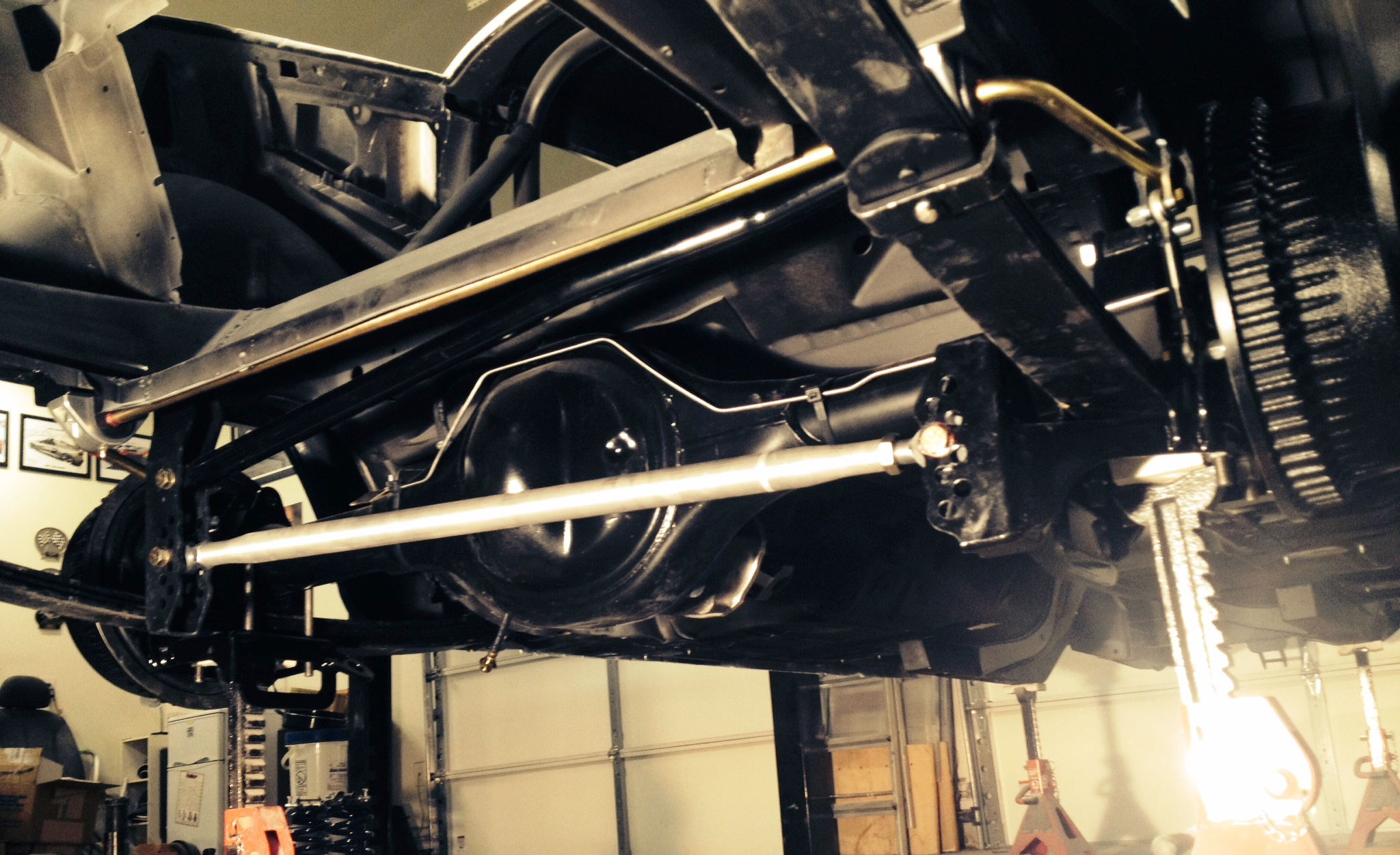 1965 1970 ford mustang rear suspension kit